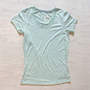 NIKE Dri-Fit Light Blue Short Sleeve Tee sz xs